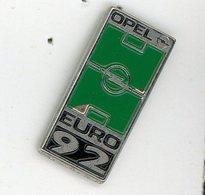 O# - PIN'S:  OPEL - EURO 92 - Opel