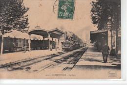 ALBERTVILLE - La Gare -  Très Bon état - Albertville