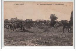 LA BRETAGNE : POULGUINAN : Environs De Quimper - Très Bon état - Other Municipalities