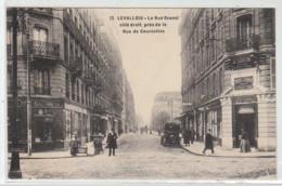 LEVALLOIS : La Rue Gravel, Côté Droit, Près De La Rue De Courcelles - Très Bon état - Levallois Perret