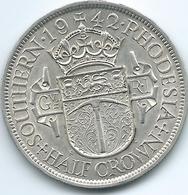 Southern Rhodesia - George VI - 1942 - ½ Crown - KM15 - Rhodesia