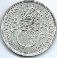 Southern Rhodesia - George VI - 1944 - ½ Crown - KM15a - Rhodesia