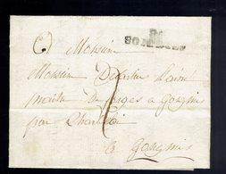 Lac De Griffe 86 / Soignies 15 Mars 1815 => Gougnies - 1814-1815 (Generaal Gouv. België)