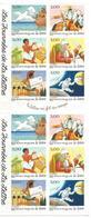 Les Journées De La Lettre.La Lettre Au Fil Du Temps. 1998 - KlebeBriefmarken