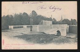 GENT   PONT DE ROOIGEM ET BOULEVARD D'AKKERGEM    A.SUGG 1 N / 85 - Gent