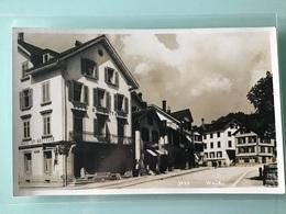 Wald. Carte Photo Agfa. - Café St. Gotthard - Andere