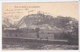 CPA Doubs Forts De Joux Et Larmont - France