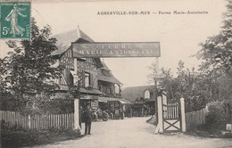 14 Auberville Sur Mer. Ferme Marie Antoinette - Sonstige Gemeinden