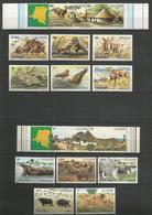ZAIRE - MNH - Animals - Wild Animals - Birds - Francobolli