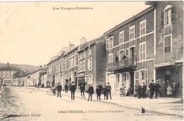 Chatenois - Un Côté De La Grande-Rue - Chatenois