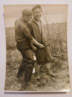 Photo Vintage. L'original. Deux Amis Gay. - Erotic & Fine Nudes (...-1960)