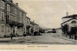 Chatenois - Place Des Halles - Chatenois