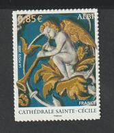 "Timbre Adhésif  - 267  -    -  2009  -      Série Artistique  ""Cathédrale Ste Cécile D' Albi "" - Autoadesivi"