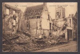 87516/ VEURNE, Guerre 14-18, Rue De L'Est - Veurne