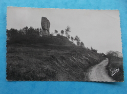 16 : ROULLET : RUINES Du CHATEAU ROMPU , Les ROCHEREAUX , CPA , En Bon état - Altri Comuni