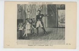 NAPOLÉON ET SON EPOQUE - Bonaparte Prêt à S'embarquer (juillet 1815) - Personnages Historiques