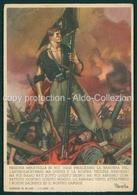 Militari Fascismo Firmata Mussolini Boccasile Timbro Federazione Fasci Combattimento FG M119 - Unclassified