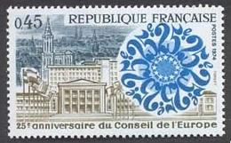 France N°1792 Neuf ** 1974 - Neufs