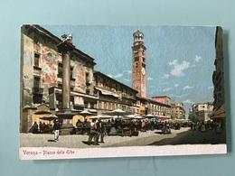 VERONA - Piazza Delle Erbe - Verona
