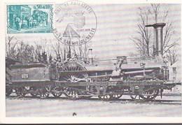 Rail Et Philatélie - 1970-79