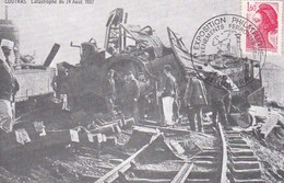 Rail Et Philatélie - 1980-89