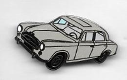 Pin's  Automobile  PEUGEOT  403  Grise  Verso  PEUGEOT  403  8 CV - 1959 - Peugeot