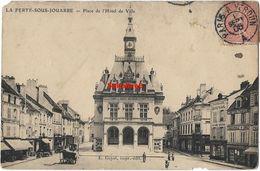 La Ferté-sous-Jouarre - Place De L'Hotel De Ville - 1905 - La Ferte Sous Jouarre