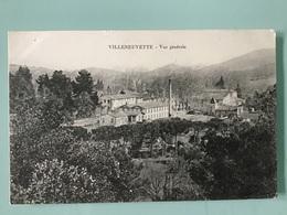VILLENEUVETTE - Vue Générale - Andere Gemeenten