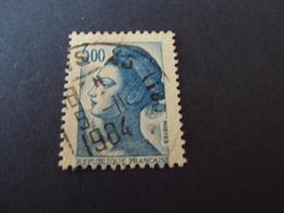 """1982-90 Oblitéré N° 2320  """"LIBERTE  De Gandon   3  """"  Net  0.50 - 1982-90 Liberté De Gandon"""