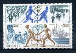 1991 MONACO SET MNH ** - Unused Stamps