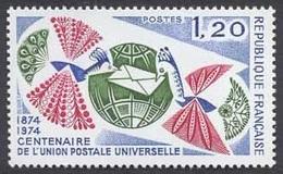 France N°1817 Neuf ** 1974 - Neufs