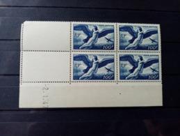 FRANCE.1946. PA N° 18.  JUPITER  .NEUFS++ COIN Daté 47. Côte Yvert 60 €. - Aéreo
