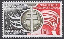 France N°1821 Neuf ** 1974 - Neufs