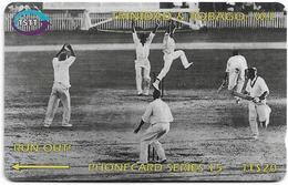 Trinidad & Tobago - Joe Solomon's Run Out - 118CTTB (Normal 0) - 1996, 222.000ex, Used - Trinité & Tobago