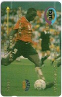 Trinidad & Tobago - Dwight Yorke - 5CTTB - 1993, 46.500ex, Used - Trinité & Tobago