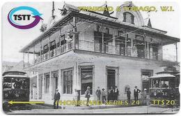 Trinidad & Tobago - The Transfer Station In 1905 - 273CTTB - 1998, 100.000ex, Used - Trinité & Tobago