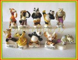 Kung Fu Panda ..  Série Complète  ...  Ref AFF : 94-2009 (pan 0014) - Cartoons