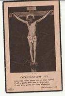 Doodsprentje Mevrouw Alphose Versteylen Geboren Bertha Frederika Maria DU FOUR Turnhout 1868 - 1951 Adel - Devotion Images