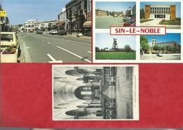 9 Cartes   - Sin Le Noble    -(Nord) - Sin Le Noble