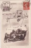 Souvenir  Dijon Aviation 1910 - Aviatori