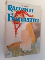 M#0W20 G.Hauff RACCONTI FANTASTICI AMZ Ed.1967/Ill. Di Gizeta/GNOMI/FOLLETTI - Bücher, Zeitschriften, Comics