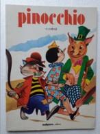 """M#0W30 Collana """"L'angolo Delle Fiabe"""": C.Collodi PINOCCHIO Malipiero Ed.1979 - Bambini E Ragazzi"""