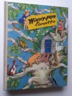M#0W33 Milne WINNY PUH L'ORSETTO Garzanti Ed. 1960/Illustrazioni Shepard - Bücher, Zeitschriften, Comics