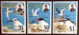 Brunei 1996 Terns Birds MNH - Vogels