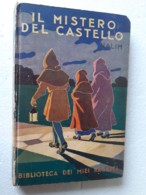 "M#0W62 ""Biblioteca Dei Miei Ragazzi"" : Nalim IL MISTERO DEL CASTELLO Salani Ed.1939 - Bücher, Zeitschriften, Comics"
