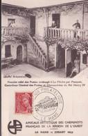 Rail Et Philatélie - 1940-49