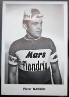 Carte Cyclisme Coureur Cycliste Flandria Peter NASSEN - Cyclisme