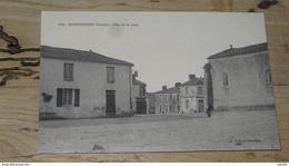 MONSIREIGNE : Rue De La Gare  ….................…4757a - Autres Communes