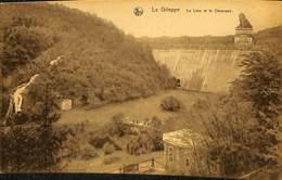 026 948 - CPA - Belgique - La Gileppe - Le Lion Et Le Deversoir - Gileppe (Barrage)