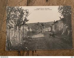 LANCON : Entrée Venant D' AUTRY .................... OD-4588 - Autres Communes